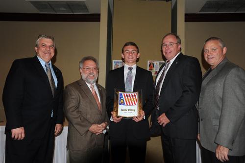 2012 Waldie/Shaeffer Award