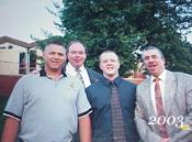 2003 1st Bethel Park Award Recipient