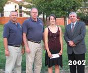 2007 Bethel Park Award